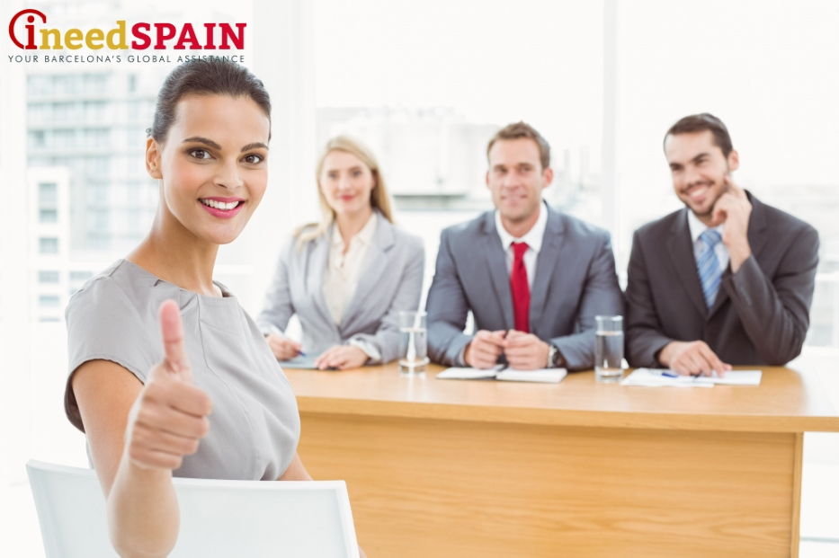 Work visa for Spain